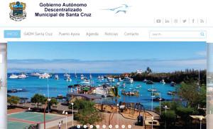 Lanzamiento Pag. Web GADMSC @ GADMSC | Puerto Ayora | Islas Galápagos | Ecuador